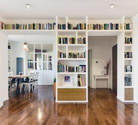 Ristrutturazione casa e appartamento roma architettura for Architettura interni case