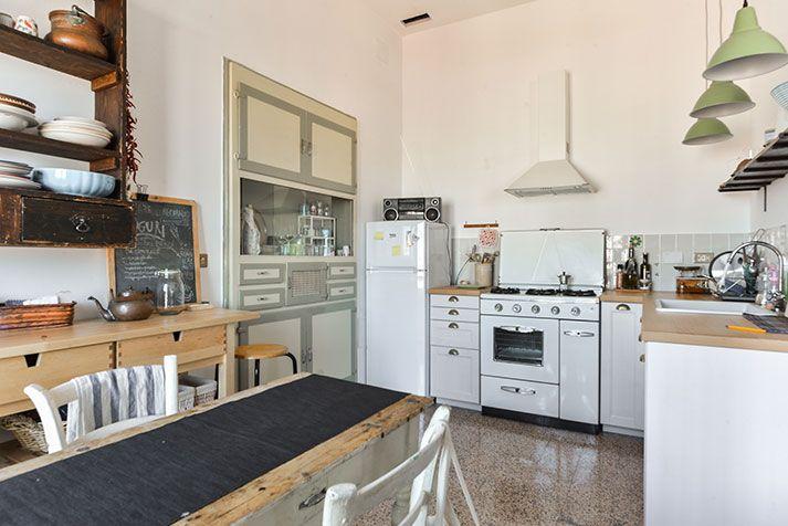Foto ristrutturazione e arredo appartamento Roma - Cucina