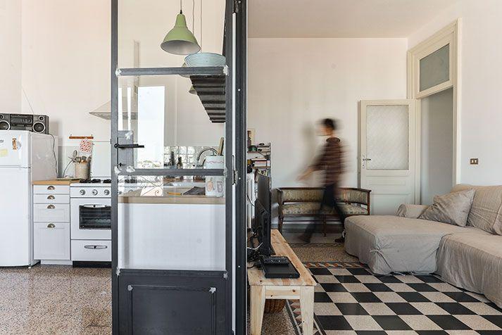 Ristrutturazione appartamento roma porta maggiore 02a - Ristrutturazione cucina roma ...