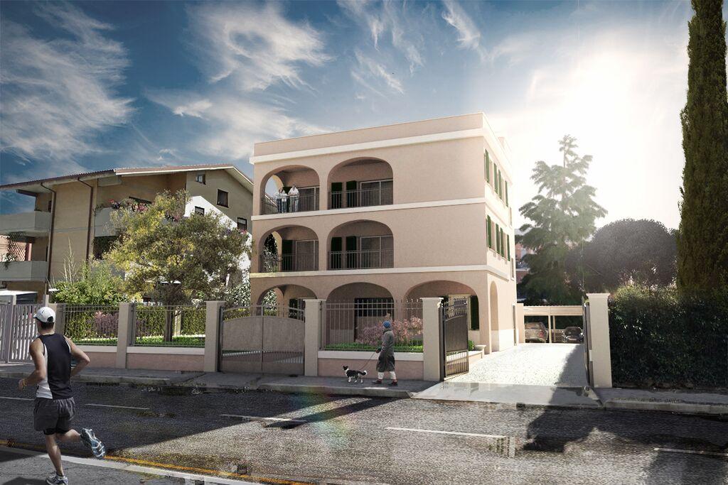 Ampliamento e ristrutturazione villa a roma piano casa 02a - Ristrutturazione casa roma ...