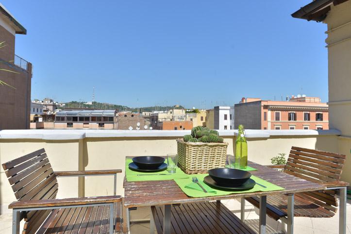Appartamento ristrutturato a Prati - Roma | Terrazzo | 02A