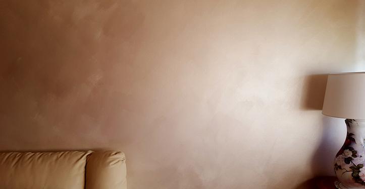 colori perlati per pareti