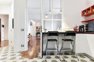 Ristrutturazione appartamento Roma | Cucina Lube