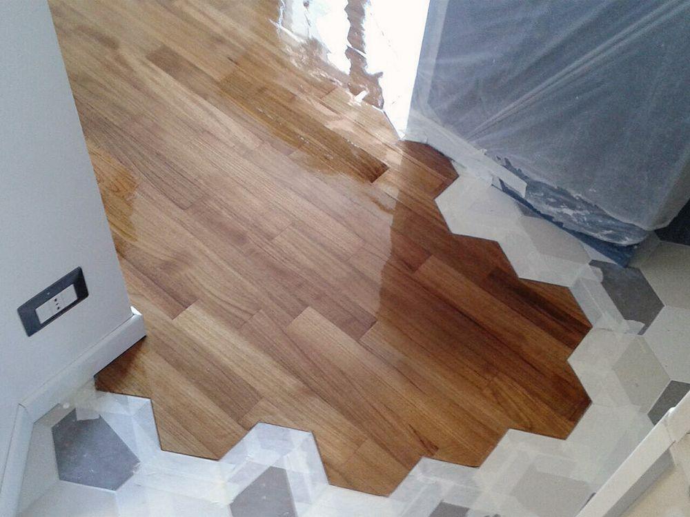 Blog ristrutturazione interni casa appartamento - Parquet su piastrelle ...