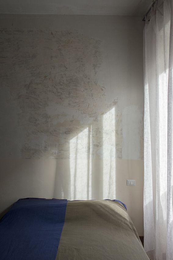 Camera da letto tenda