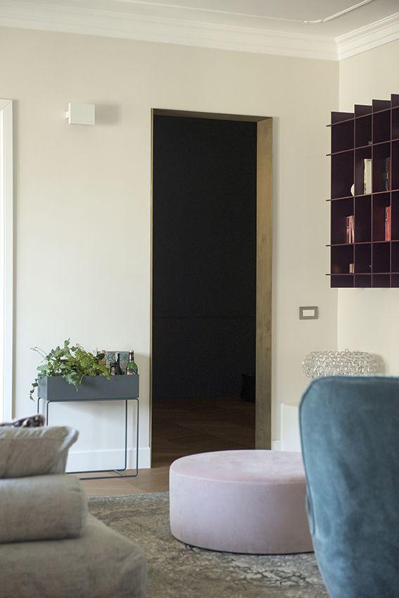 Dettaglio ingresso in soggiorno