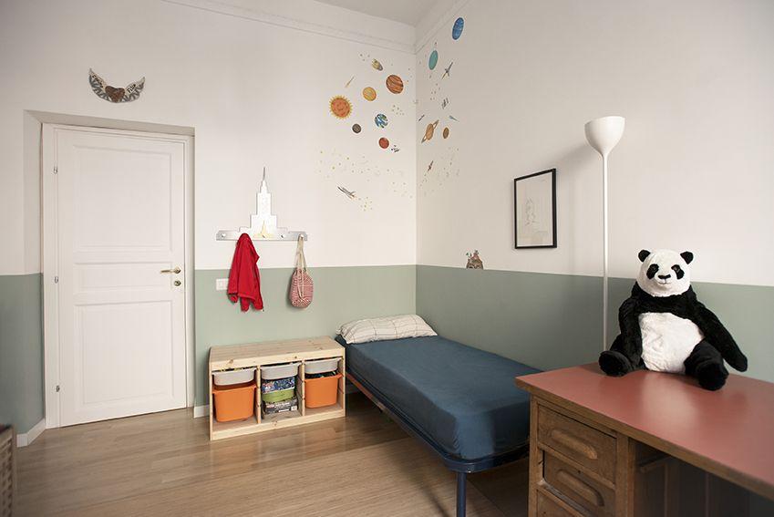 Ristrutturazione appartamento | Camera dei bambini