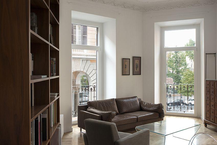Ristrutturazione appartamento | Soggiorno Sofa